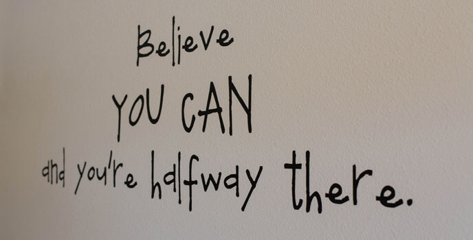 believe eating disorder quote