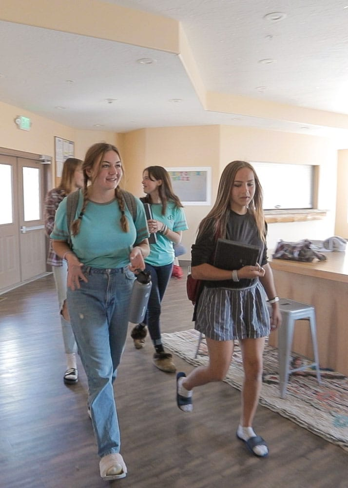 Discovery-Ranch-For-Girls-going-to-school